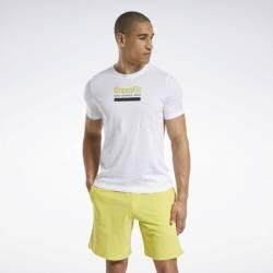 Man T-Shirt Reebok CrossFit Prepare Tee - FU1881