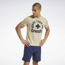 Reebok CrossFit Guard Your Life Tee - FU1871