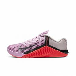 Woman training Shoes Nike Metcon 6 - pink/flash