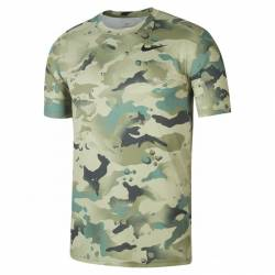 Man T-Shirt Camo Training T-Shirt