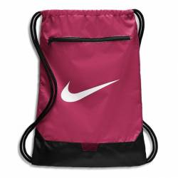 Training Gym Sack / pytel Nike Brasilia RUSH PINK