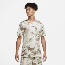 Man T-Shirt Camo Training T-Shirt II