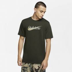 Man T-Shirt Nike Athlete camo CU8512-355