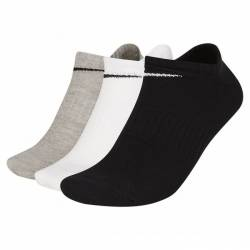 Socks (3 pairs) Nike Everyday Lightweight No-Show