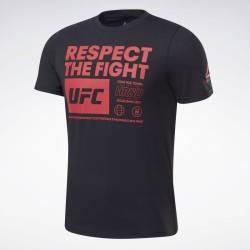 Pánské tričko UFC FG TEXT TEE - FT1276