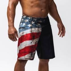 Man Shorts American Defender Shorts 2.0 (Patriot Edition)
