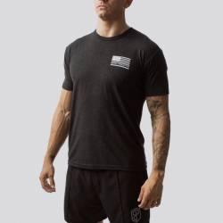 Pánské tričko The American Protector 2.0 T-Shirt (Black)