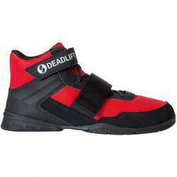 Man Shoes Sabo deadlift PRO - red