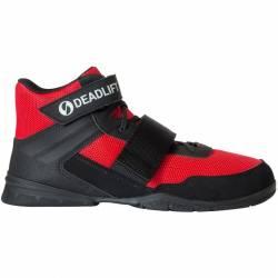 Man Shoes Sabo deadlift PRO - red