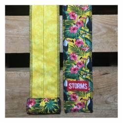 Wrist wrap STORMS Wrist Wraps - Tucan Yellow