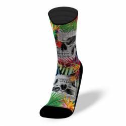 JUNGLE SKULL - Socks