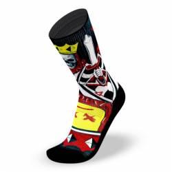 Ponožky NO FACE KING - Socks