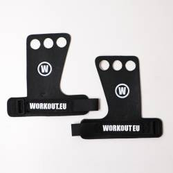 Grips WORKOUT Diamond - 3 holes - black