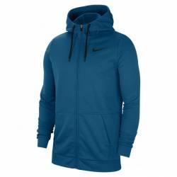 Hoodie Nike Therma - blue