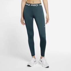 Dámské legíny Nike Pro 365 - tmavě zelená
