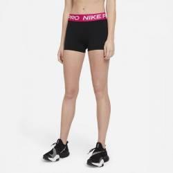 Dámské 13cm šortky Nike Pro černá/růžová