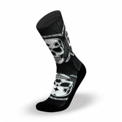 Socks Badass Black