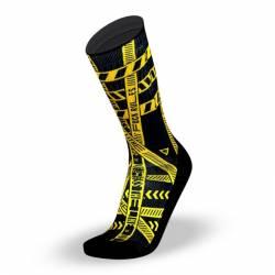 Socks Cross the line
