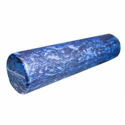 Foam roller HEXA CAMO ROLLER blue