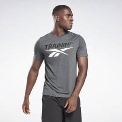 Man T-Shirt Reebok Training Tee - GI8398