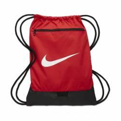 Tréninkový Gym Sack / pytel Nike Brasilia červený