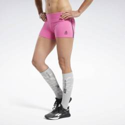 Woman Shorts Reebok CrossFit Chase Bootie Solid - FU2669