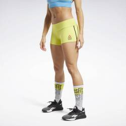 Woman Shorts Reebok CrossFit Chase Bootie Solid Games  - FS7612