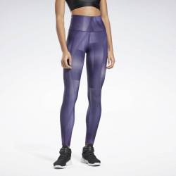 Woman Tight SR Lux HR 2.0 AOP Tight - GI8022