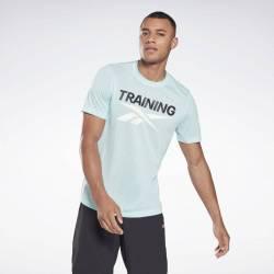 Man T-Shirt Reebok Training Tee - GL2822