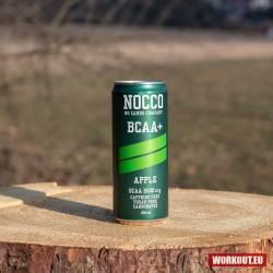Nocco BCAA+ apple 330ml
