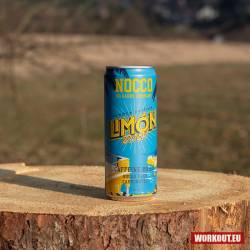 Nocco BCAA+ Limón Del Sol 330 ml