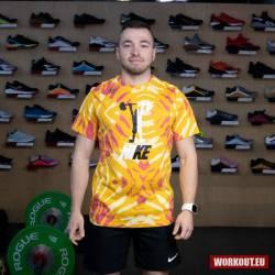 Man T-Shirt Nike Dri Fit Festival - Mango