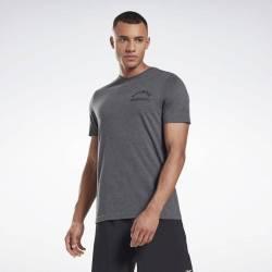 Man T-Shirt Reebok Weightlifting Tee