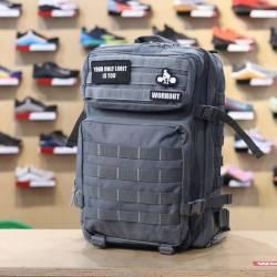 Military batoh WORKOUT - šedivý