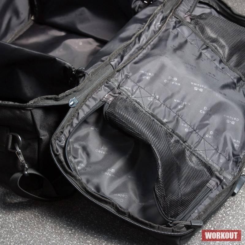Shoulder bag / bag WORKOUT - black