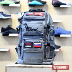 Bear KompleX Military Backpack - standard  GreyDieser Bear KompleX Rucksack ist mit Taschen und Stauräumen ausgestattet, in dene