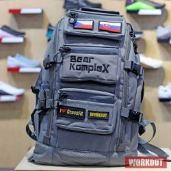 Batoh Bear KompleX Mini Military Backpack - 25l - šedivý