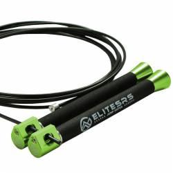 Rychlostní švihadlo ELITE Surge 3.0 green/black