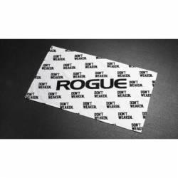 Towel Rogue Dont weaken - bílý