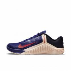 Dámské tréninkové boty Nike Metcon 6 - Concord/Team Orange