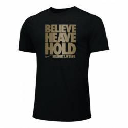 Pánské tričko Nike Believe heave hold - černé