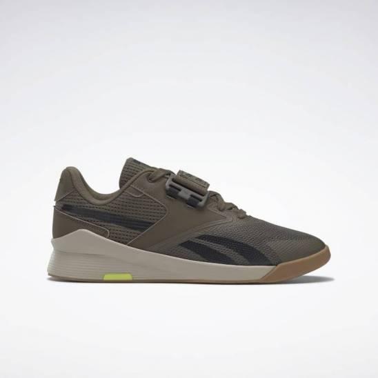 Pánské boty Lifter PR II - Army green - H02862