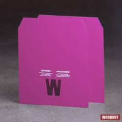 2 x 2.41 kg plates for a weight vest WORKOUT - WOMEN MURPH (14 lb with vest)