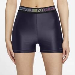 Woman functional Shorts Nike Pro purple