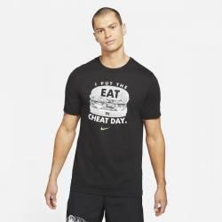 Man T-Shirt Nike Cheat day