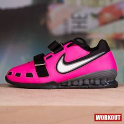 Man Shoes Nike Romaleos 2 - pink (one time used)