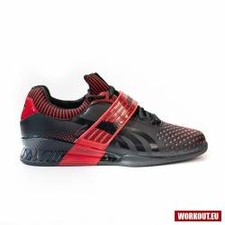 Weightlifting Shoes WORKOUT 2.0 black/red