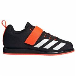 Vzpěračské Shoes Powerlift 4 black/orange III GZ2864