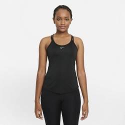 Woman Top Nike Dri-FIT elstka - black
