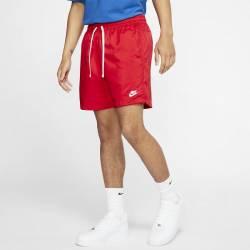 Man Shorts Nike university - red